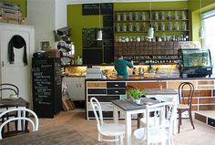 Café RESONANZ, Kiel Hier gibt es besonders leckeres Frühstück aus verschiedenen Ländern.