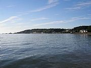 The view from the front of Tides Reach Guest House - Bed And Breakfast in Mumbles, Swansea