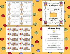 Birthday Set FREEBIE