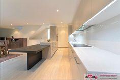 Cucina per residenza privata, Melano, archidé - interior design - Cappa #falmec Virgola Plus