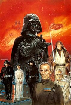 Star Wars: A New Hope - The Special Edition 3 cover art by Dave Dorman