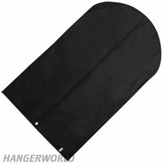 Black Breathable Suit Covers - 40 Inches