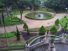 O Jardim da Luz é um espaço público, caracterizado como jardim público ou como um parque com 113.400 m², localizado na avenida Tiradentes, região da Luz, na cidade de São Paulo, Brasil. Está ao lado da Estação da Luz, próximo ao Museu de Arte Sacra de São Paulo e ao Departamento Histórico da Prefeitura do Município. No Jardim, encontra-se a sede da Pinacoteca de São Paulo. Originalmente um jardim botânico, foi transformado em jardim público no fim do século XIX.