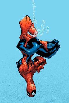 Spiderman by Francisco Herrera