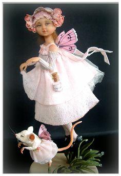 enaidsworld: fairy children