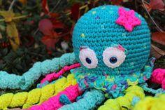 Háčkovaná chobotnička - návod, MoVe materiál Crochet Hats, Beanie, Diy Crafts, Amigurumi, Knitting Hats, Make Your Own, Homemade, Beanies, Craft