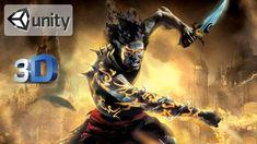 Unity 3D & 2D Games Development Tutorial from Beginners