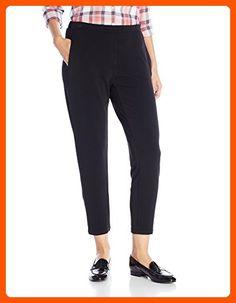 Bcbgeneration Women's Flat Front Pant, black, Large - All about women (*Amazon Partner-Link)