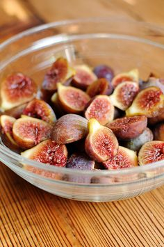 A selection of fig #recipes.