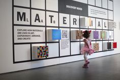 MoMA Material Lab. Photo by Michael Nagle