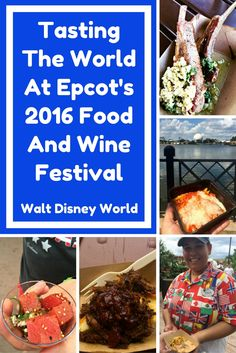 The Epcot International Food and Wine is one of our favorite times of year. We get to wander through 20 additional countries tasting culinary delights from their authentic menus. I love getting my passport stamped and trying new things. Have you been?