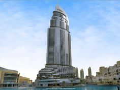 1 Bedroom Apartment - The Address Downtown Dubai
