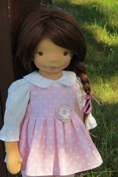 Custom doll Reserved for M. 185'' Waldorf