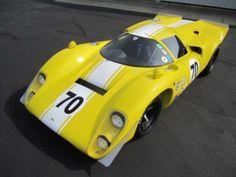 1968 Lola T70 Coupe