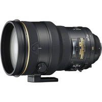 Nikon 200mm f/2G ED VR II Telephoto Lens