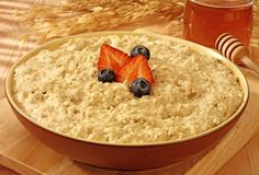 fat fighting food        Oatmeal With Fruit