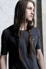 Resultado de imagen de hombre pelo largo