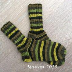 Maaretin Kortit, Korut ja Käsityöt: Villasukat Socks, Sock, Stockings, Ankle Socks, Hosiery