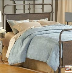 Antique Or Antique Looking Metal Beds On Pinterest