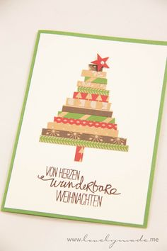 26082014 (82 von 120) Envelope Punch Board, Stampin Up, Calendar, Xmas, Holiday Decor, Cards, Diy, Card Ideas, Winter