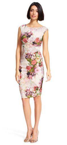 Women's Plus Size Cocktail Dress