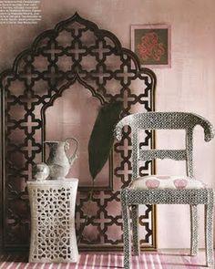 moroccan ~ moorish ~ arabic ~ islamic design theme
