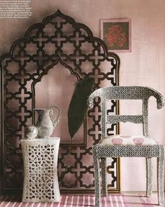 moroccan ~ moorish ~ arabic ~ islamic design theme