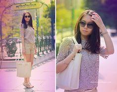 Summer Look (by Aliya Akhmedeeva) http://lookbook.nu/look/3540353-Summer-Look
