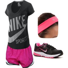 nike outfit I likes it!!:)