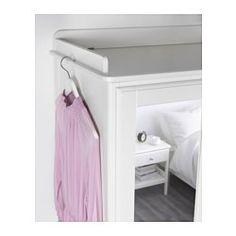 Ideal TYSSEDAL Wardrobe White mirror glass xx cm