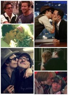 A Kiss is but a Kiss!