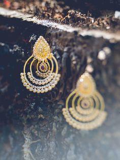 """Photo from album """"Wedding photography"""" posted by photographer VJ Photography and Films Wedding Earrings, Wedding Jewelry, Lehenga Wedding, Lehenga Saree, Mehendi, Real Weddings, Wedding Photography, Indian, Jewellery"""