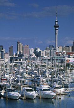 'Auckland, New Zealand (Doug Pearson)' by Jon Arnold