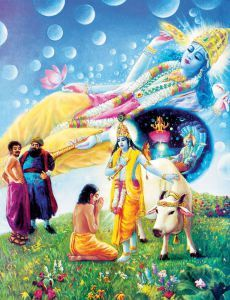 "Wishing All Friends and Visitors of this Blog A Very Very Happy Gokulashtami !! 2014 Shri Krishna said: ""I am the Supersoul, O Arjuna, seated in the hearts of all living entities. I am the be…"