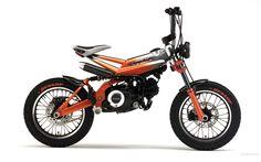 Nifty bike