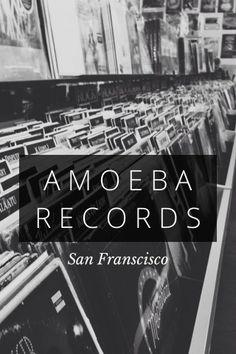 Amoeba Records - Jay Wilder's Story on STELLER #steller