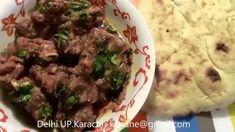 Karahi Gosht || Mutton/Chicken || LAHORI Restaurant Style