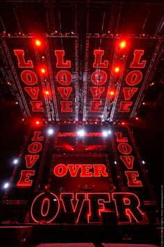 When Love Takes Over Ultra Music Festival 2012. Rutger Geerling/© 2012 Ultra Music Festival