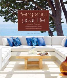 My favorite #fengshui book now in a second edition. Feng Shui Your Life by Jayme Barrett is clear, inspiring and beautifully designed.