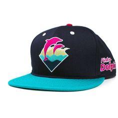 Pink+Dolphin snapback