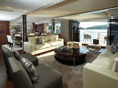 Pin By EA European Architecture On 047 INTERIORS YACHT