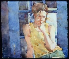 Rhode Island Watercolor Society - Ted Nuttall: Portrait & Figure Painting Workshop- 5-Day Workshop (Intermediate-Advanced levels)