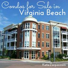 Find condos for sale in Virginia Beach!  There's something at every price point.  Listing data updated daily.  http://katiezarpasgroup.idxbroker.com/i/condos-for-sale-in-virginia-beach