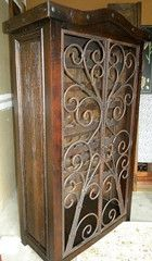 Ordinaire Rustic Wine Armoire....absolutely Gorgeous