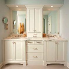 Traditional Bathroom Design Ideas-09-1 Kindesign