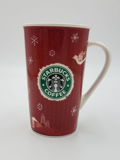 NWT multiple offered NEW Starbucks Coffee Cup Mug Holiday 2016 Penguin 8 oz