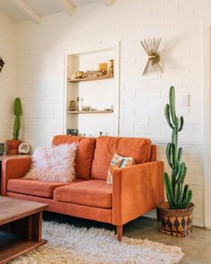 A Vintage Desert Rock 'n' Roll Home in California | Apartment Therapy