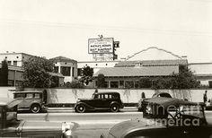 The Walt Disney Studios at 2719 Hyperion Avenue, circa (property of Bizarre Los Angeles) Walt Disney Co, Walt Disney Studios, Disney Family, Disney Magic, Disney Land, Retro Disney, Old Disney, Walter Elias Disney, Vintage Disneyland