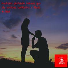 O que as mulheres preferem #meameoumedeixe #amor #relacionamento