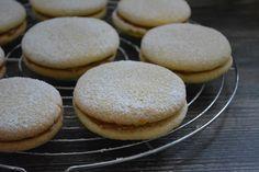 Alfajores (Kekse mit Dulce de Leche)